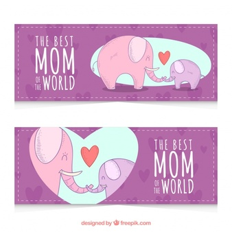 Mama elephant clipart clip freeuse Elephant Vectors, Photos and PSD files | Free Download clip freeuse