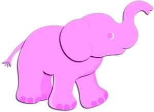 Mama elephant clipart vector transparent library Mommy And Baby Elephant Clipart - Clipart Kid vector transparent library