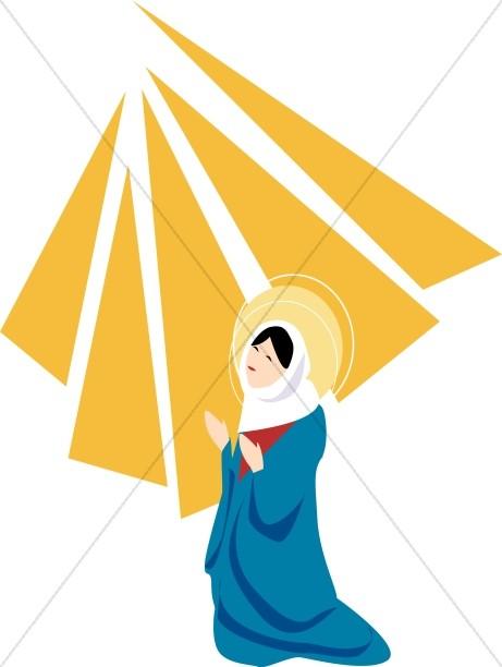Mama mary clipart vector freeuse Virgin Mary Clipart, Virgin Mary Graphics, Virgin Mary Images ... vector freeuse