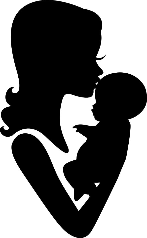 Mama mit baby clipart vector transparent download A kiss from MOM is the best medicine EVER....love this !P | I just ... vector transparent download