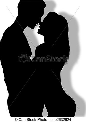 Man and woman kissing clipart vector transparent library Man and woman kissing clipart 5 » Clipart Station vector transparent library