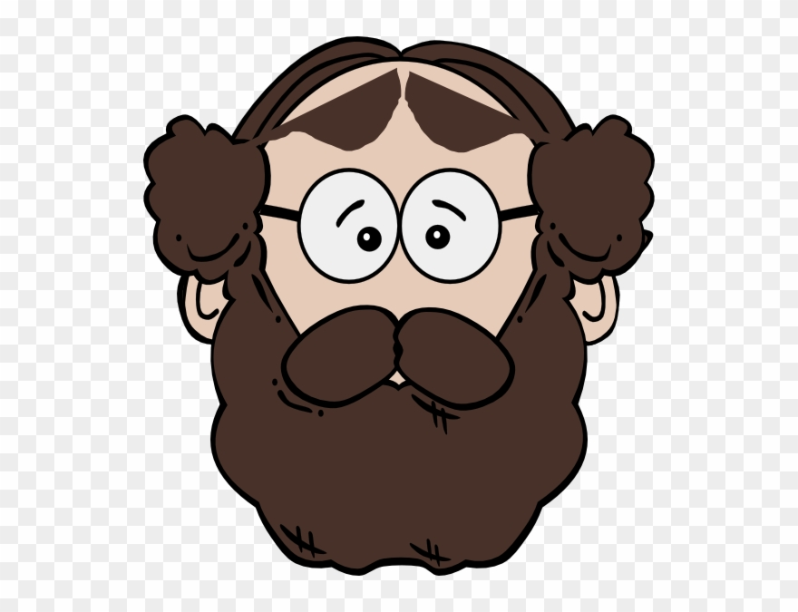 Man with a beard clipart picture library stock Person With Beard Clipart - Png Download (#51520) - PinClipart picture library stock
