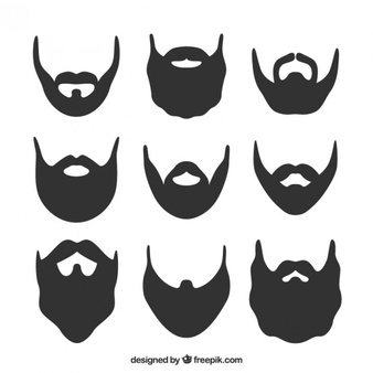 White beard cut out clipart clipart Beard Vectors, Photos and PSD files | Free Download clipart