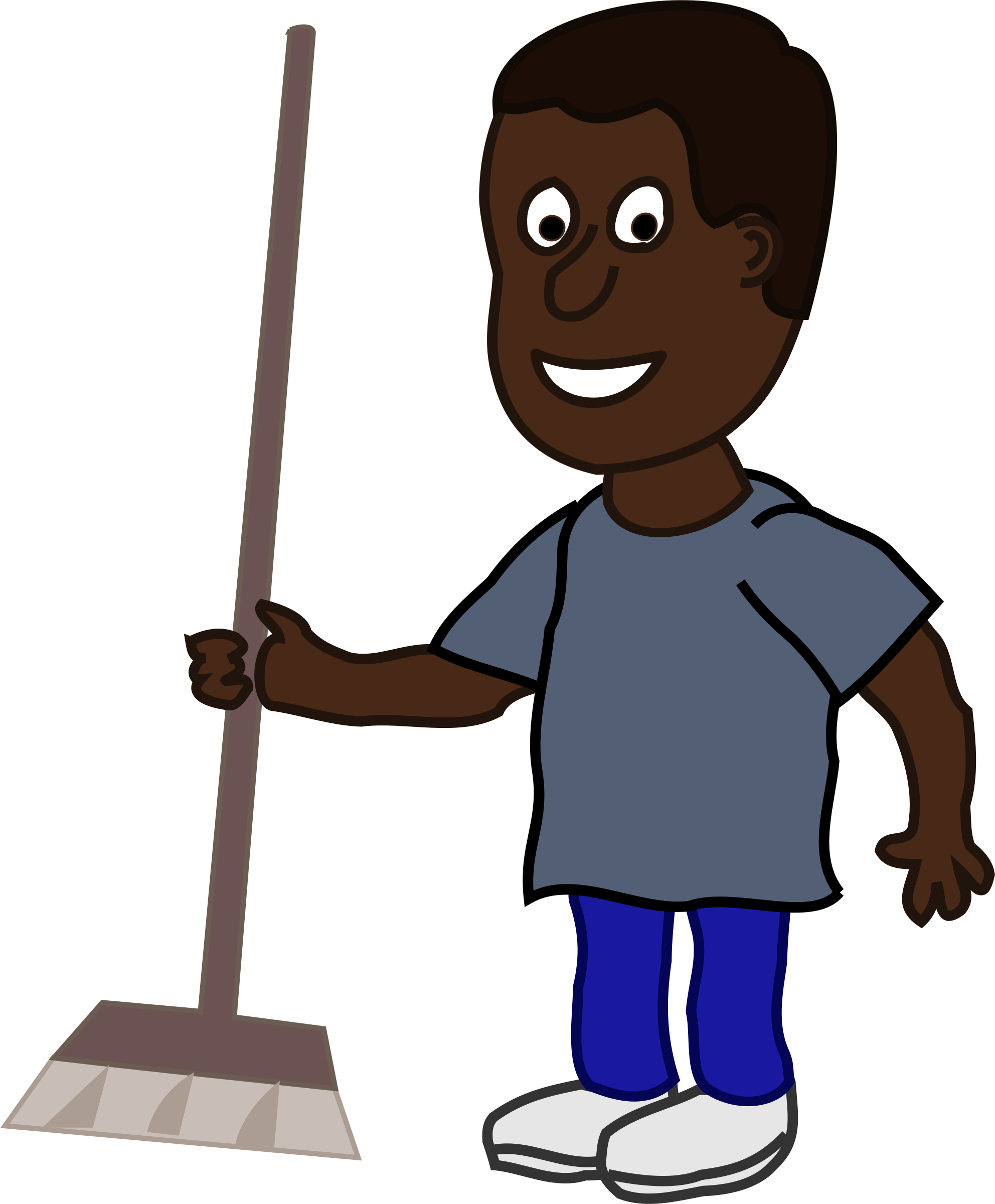 Man cleaning house clipart jpg royalty free download Cleaning clipart clean man FREE for download on rpelm jpg royalty free download