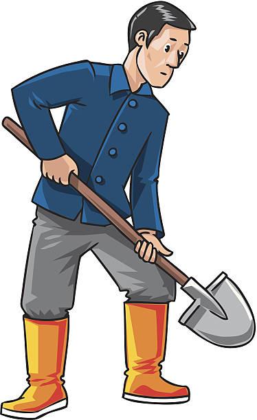Man digging clipart vector transparent download Man digging clipart 6 » Clipart Station vector transparent download