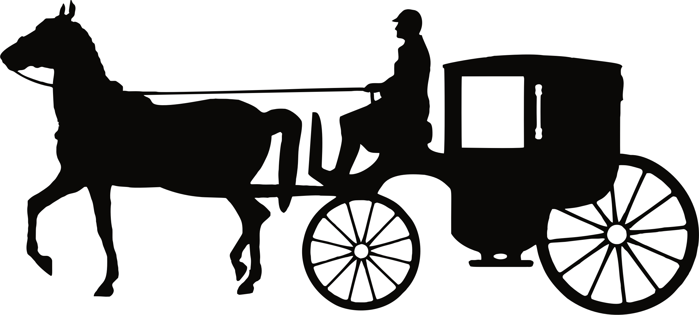 Man driving car clipart png royalty free download Man Driving Carriage Icons PNG - Free PNG and Icons Downloads png royalty free download