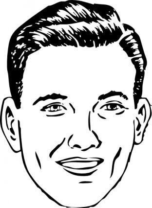 Man face clipart clip royalty free stock Man Face clip art clip arts, free clipart - ClipartLogo.com clip royalty free stock