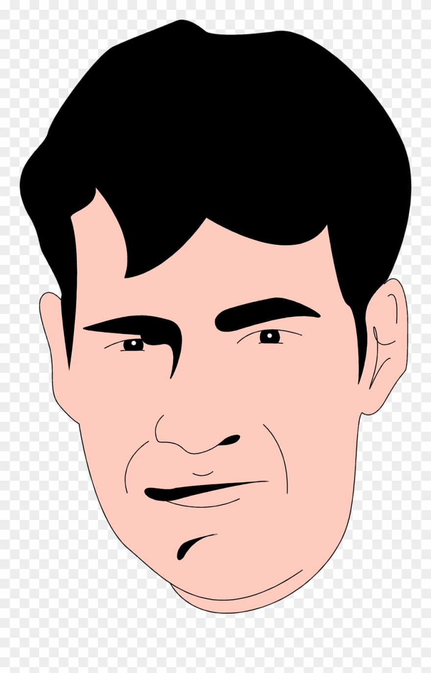 Man face clipart png black and white stock Collection Of Man High Quality Free Ⓒ - Men Faces Clip Art - Png ... png black and white stock