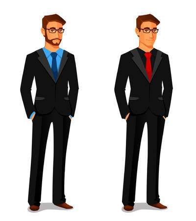 Man in suit standing clipart picture freeuse stock Man in suit standing clipart 3 » Clipart Portal picture freeuse stock