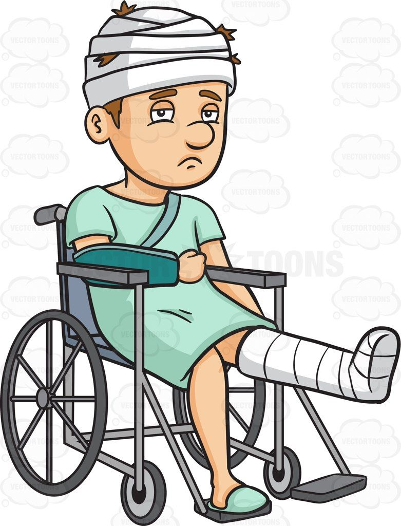 Man in wheelchair clipart banner freeuse download A sad injured man in a wheelchair #cartoon #clipart #vector ... banner freeuse download