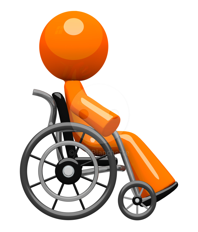 Man in wheelchair clipart image free stock Man in wheelchair side view clipart - ClipartBarn image free stock