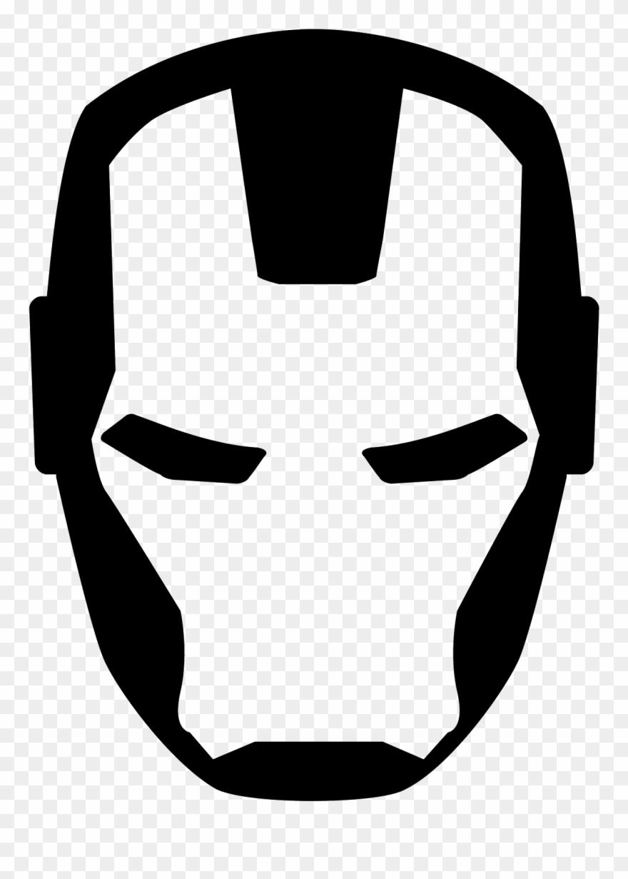 Man logo clipart clip royalty free Iron Man Icon - Iron Man Vector Logo Clipart (#615859) - PinClipart clip royalty free