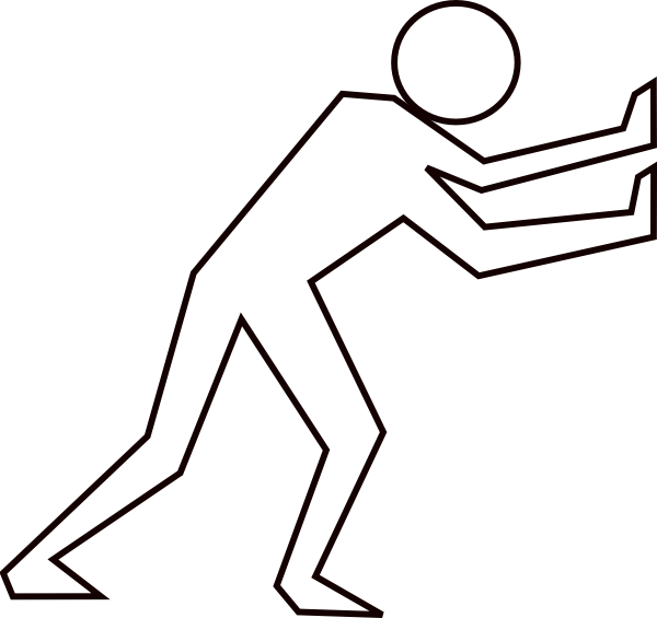 Man pushing clipart picture royalty free Free Push Cliparts, Download Free Clip Art, Free Clip Art on Clipart ... picture royalty free