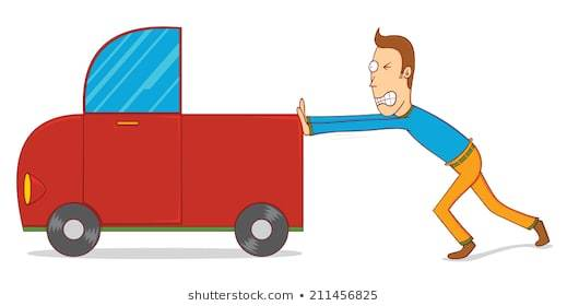 Man pushing clipart clip art free library Man pushing car clipart 5 » Clipart Portal clip art free library
