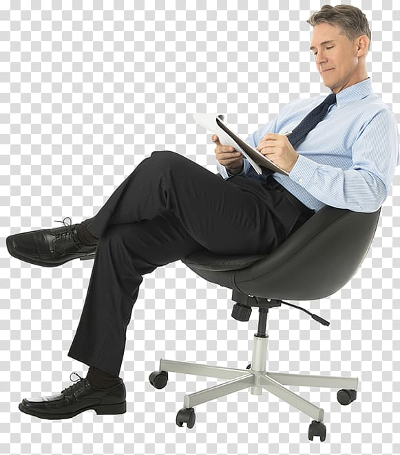 Man sitting in chair facing left clipart png stock Sitting Computer Icons , sitting man transparent background PNG ... png stock
