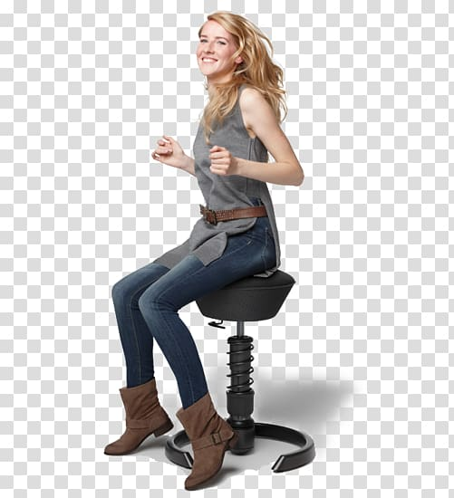 Man sitting in chair facing left clipart vector download Table Office & Desk Chairs Sitting, sitting man transparent ... vector download