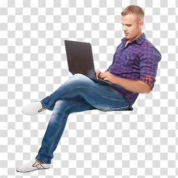Man sitting in chair facing left clipart banner transparent library Sitting man transparent background PNG clipart | HiClipart banner transparent library