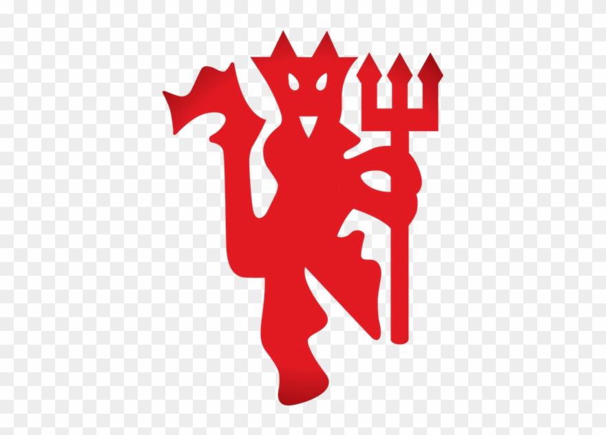 Man utd clipart png transparent download Manchester United Logo Clipart - Red Devil Man Utd - Png Download ... png transparent download