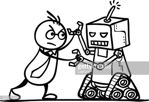 Man vs computer clipart clipart free Man Vs Computer Vector Art | Getty Images clipart free