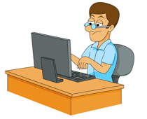 Man vs computer clipart banner freeuse library Free Computers Clipart Pictures - Illustrations - Clip Art and ... banner freeuse library