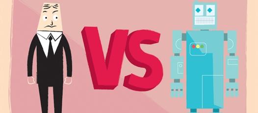 Man vs machine clipart vector transparent library Man versus machine: Your marketing automation questions answered ... vector transparent library
