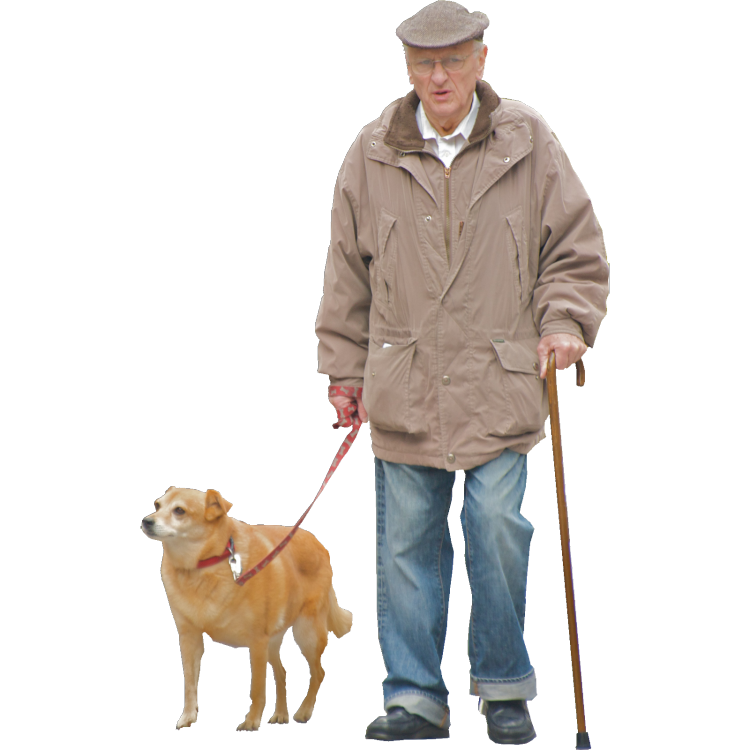 Man walking a dog clipart svg freeuse Grumpy Old Man PNG Transparent Grumpy Old Man.PNG Images. | PlusPNG svg freeuse