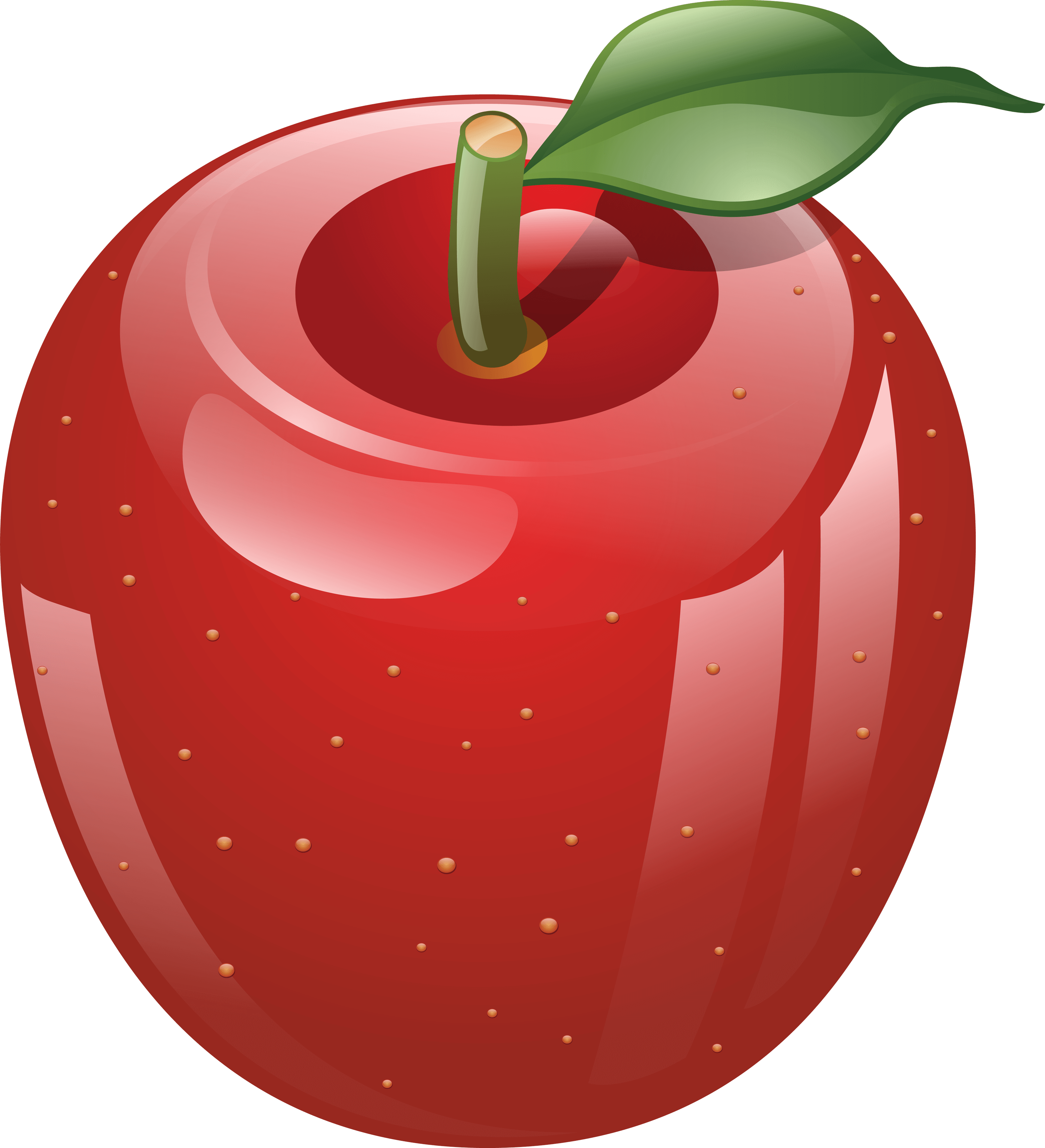 Man with apple clipart freeuse 66 Red Apple Png Image freeuse