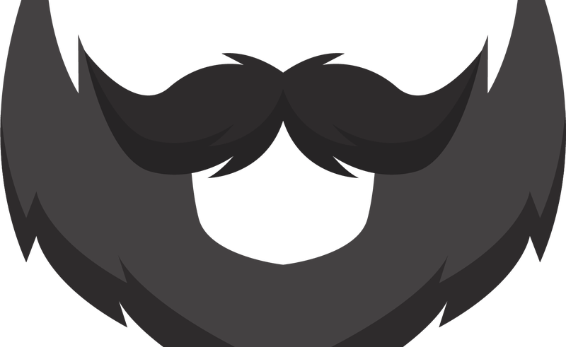 Beard Sillouette | Beauty Within Clinic png download