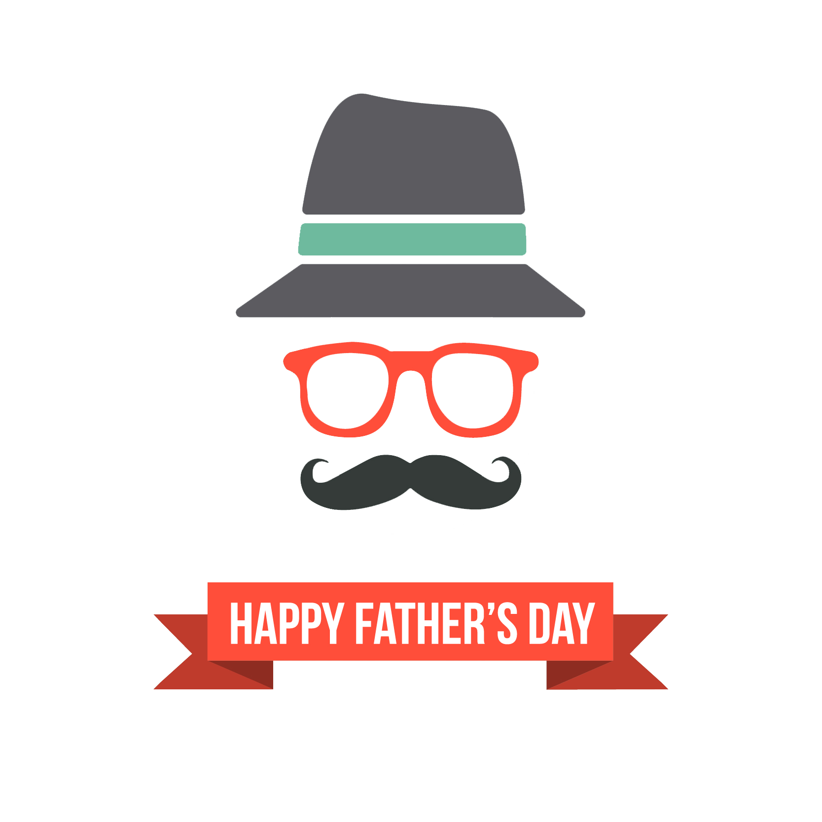 Fathers Day PNG Free Photo - peoplepng.com picture black and white library