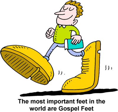 Man with big feet clipart image freeuse Man with big feet clipart - ClipartFest image freeuse