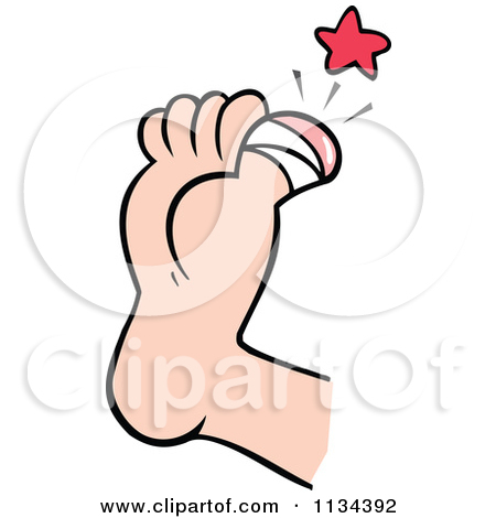 Man with big feet clipart picture library library Man with big toes clipart - ClipartFox picture library library