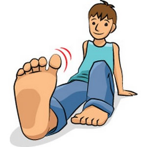 Man with big feet clipart png royalty free library Man with big toes clipart - ClipartFest png royalty free library