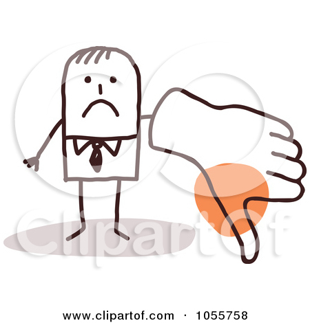 Man with big hand clipart vector stock Royalty-Free Vector Clip Art Illustration of a Stick Man Giving A ... vector stock