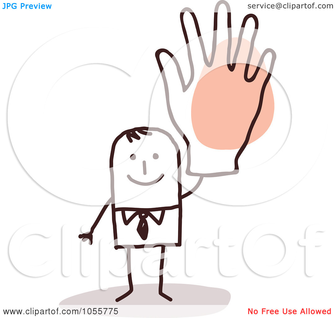 Man with big hand clipart jpg black and white download Man big hand clipart - ClipartFest jpg black and white download