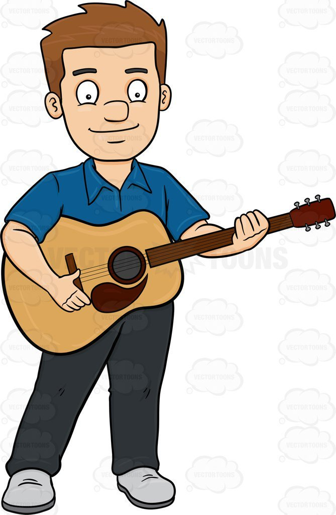 Man with guitar clipart clipart download Man playing guitar clipart 4 » Clipart Portal clipart download