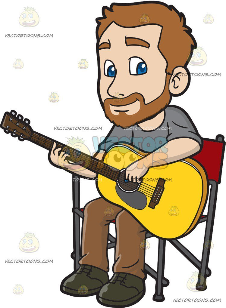 Man with guitar clipart image free download Man playing guitar clipart 3 » Clipart Portal image free download