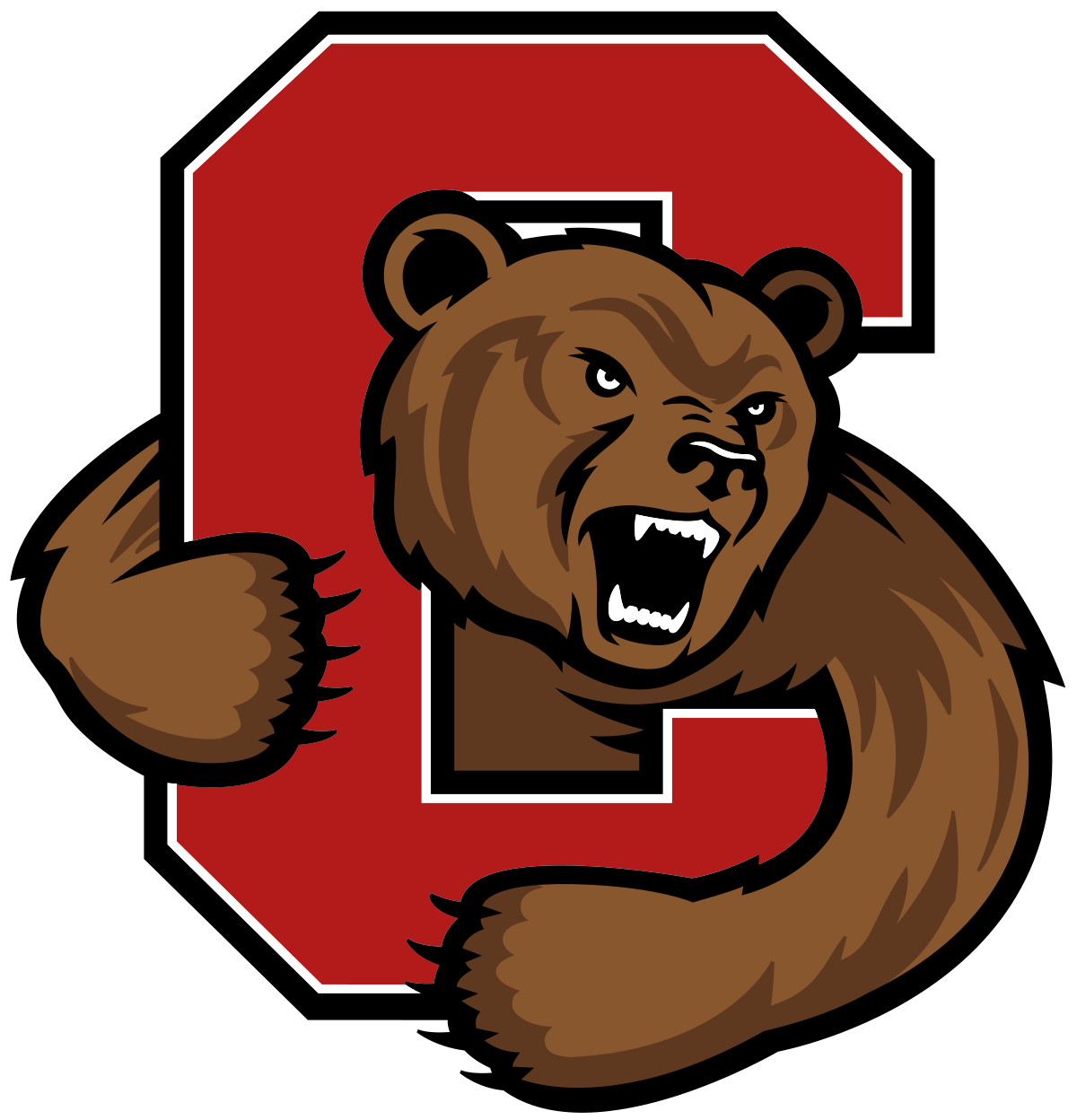 Man wrestling bear clipart png free download Cornell Big Red - Wikipedia png free download