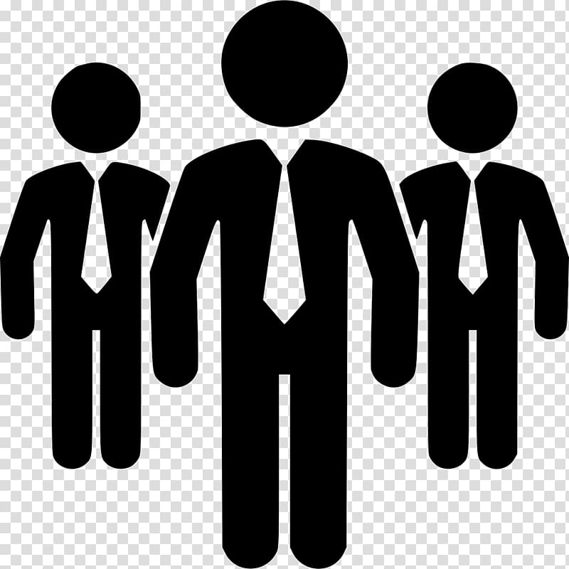 Management team clipart black and white download Computer Icons Business Organization Senior management, team ... black and white download