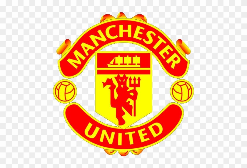 Manchester united logo clipart banner library download Manchester United 3d Logo Png - Manchester United Soccer Logo - Free ... banner library download