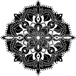 Mandala vector clipart banner free stock mandala vector design clipart. Royalty-free clipart # 403328 banner free stock
