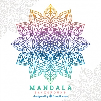Mandala vector clipart clip art black and white stock Mandala Vectors, Photos and PSD files | Free Download clip art black and white stock