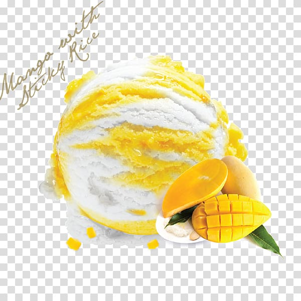 Mango sticky rice clipart clip library library Mango sticky rice Glutinous rice Mangifera indica Durian Flavor, ต้น ... clip library library