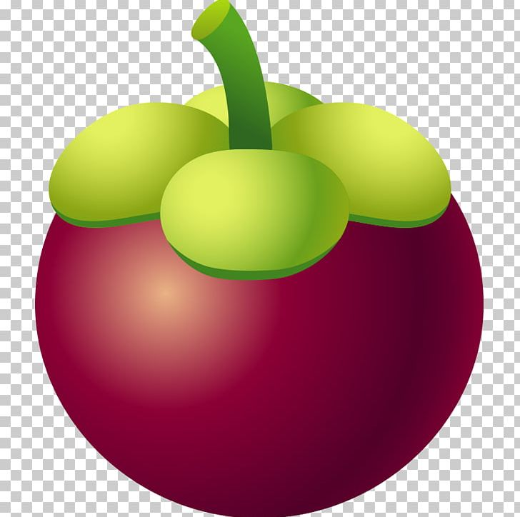 Mangosteen clipart svg royalty free download Fruit Purple Mangosteen Vegetable Melon PNG, Clipart, Apple, Apple ... svg royalty free download