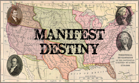 Manifest destiny clipart clip art royalty free library Items similar to United States Manifest Destiny - History Lewis ... clip art royalty free library
