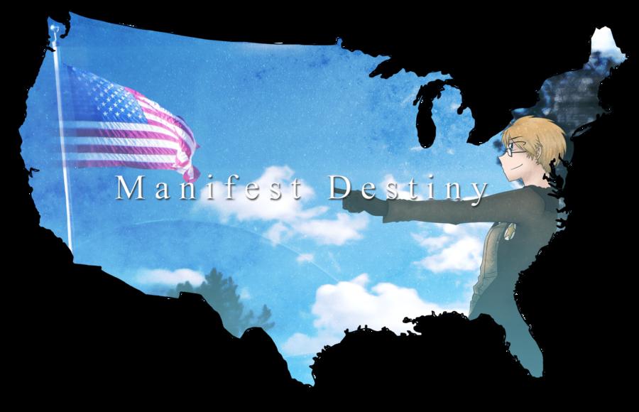 Manifest destiny clipart graphic library library DeviantArt: More Like :manifest destiny: by KK52 graphic library library