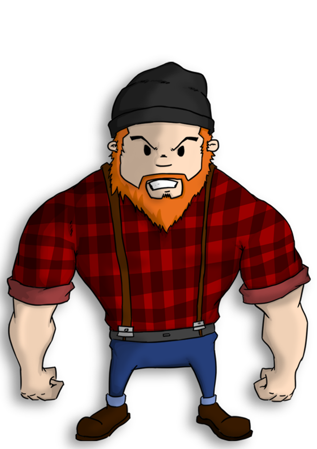 Manly cross clipart clipart transparent download Image result for cartoon lumberjack | Guy Card Clipart | Pinterest ... clipart transparent download
