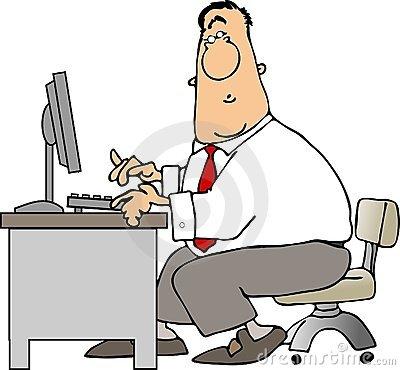 Mann am schreibtisch clipart svg black and white Mann am schreibtisch clipart - ClipartFest svg black and white