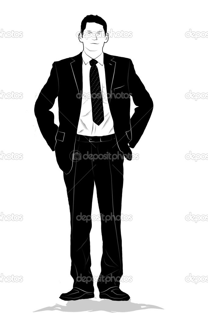Mann im anzug clipart picture royalty free download Mann im anzug clipart - ClipartFest picture royalty free download