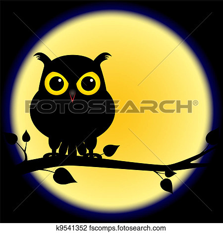 Mann im mond clipart banner black and white library Mond clipart kostenlos - ClipartFox banner black and white library