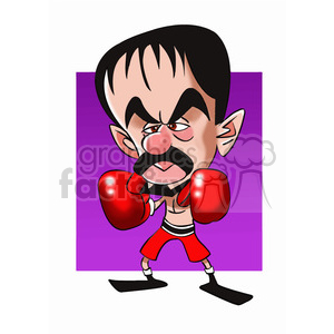 Manny pacquiao clipart image library manny pacquiao cartoon character clipart. Royalty-free clipart # 393288 image library